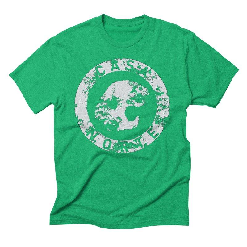 CasaNorte - CNRingW Men's Triblend T-Shirt by Casa Norte's Artist Shop