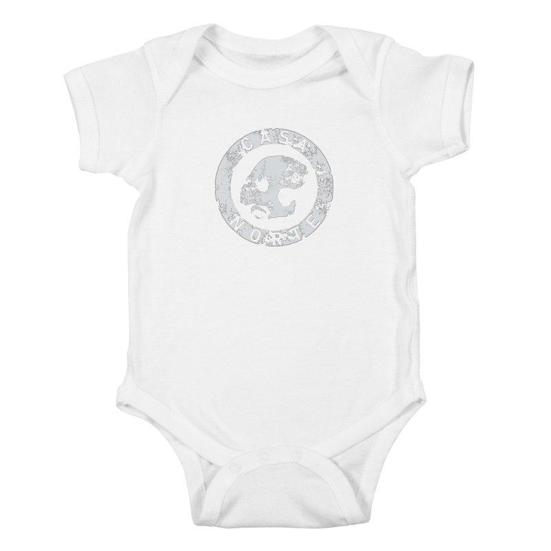 CasaNorte - CNRingW Kids Baby Bodysuit by Casa Norte's Artist Shop