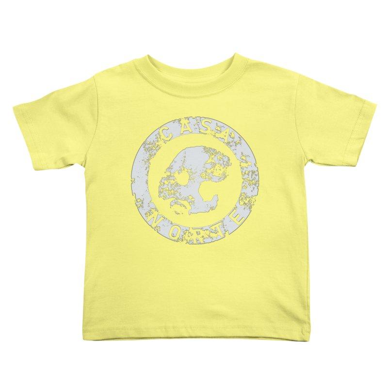 CasaNorte - CNRingW Kids Toddler T-Shirt by Casa Norte's Artist Shop