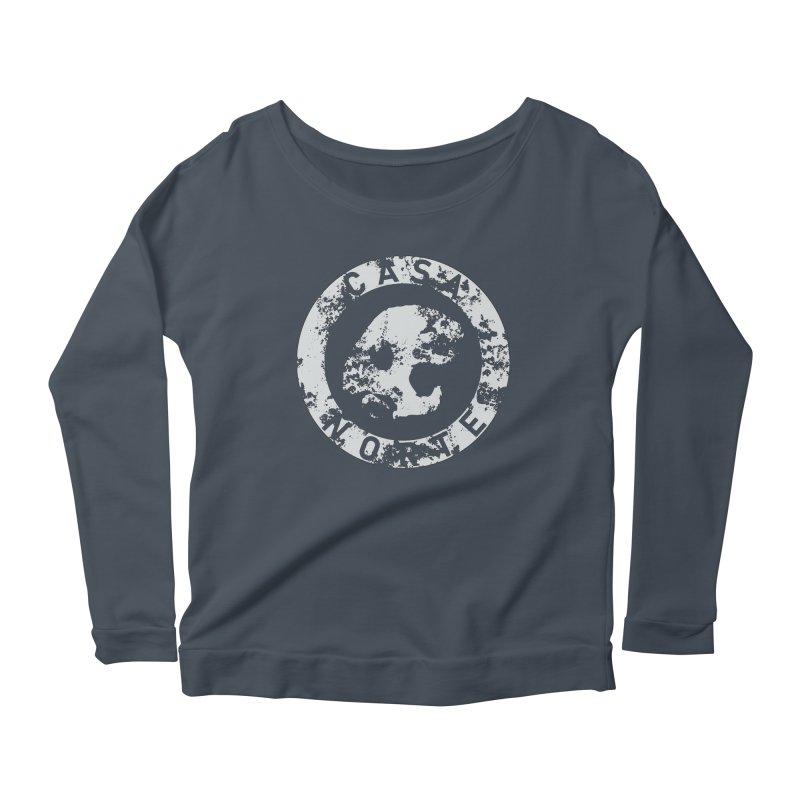 CasaNorte - CNRingW Women's Scoop Neck Longsleeve T-Shirt by Casa Norte's Artist Shop