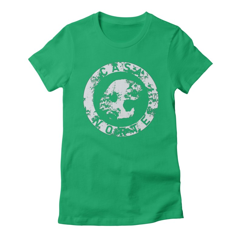 CasaNorte - CNRingW Women's Fitted T-Shirt by Casa Norte's Artist Shop