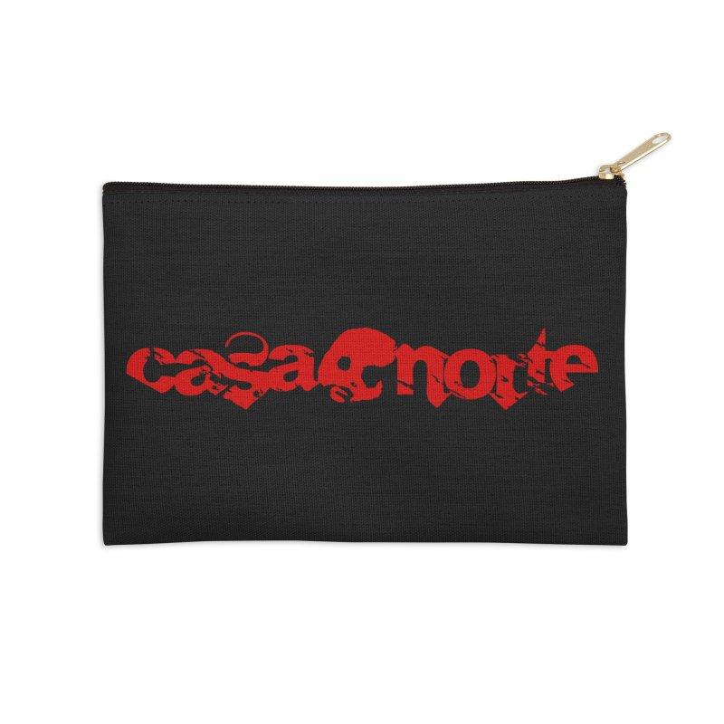 CasaNorte - CasaNorte1R Accessories Zip Pouch by Casa Norte's Artist Shop