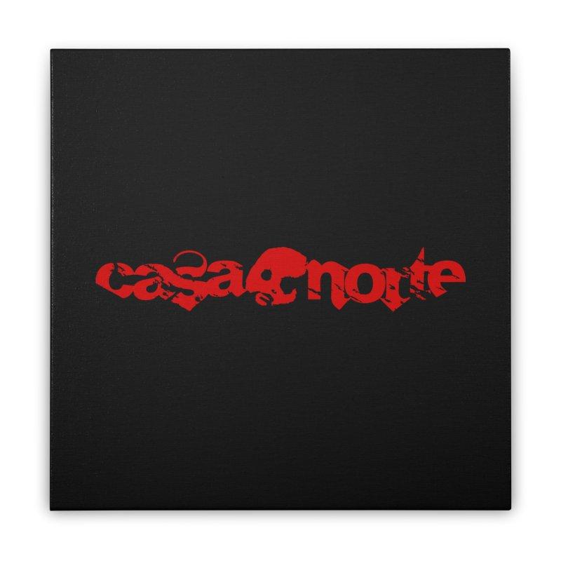 CasaNorte - CasaNorte1R Home Stretched Canvas by Casa Norte's Artist Shop