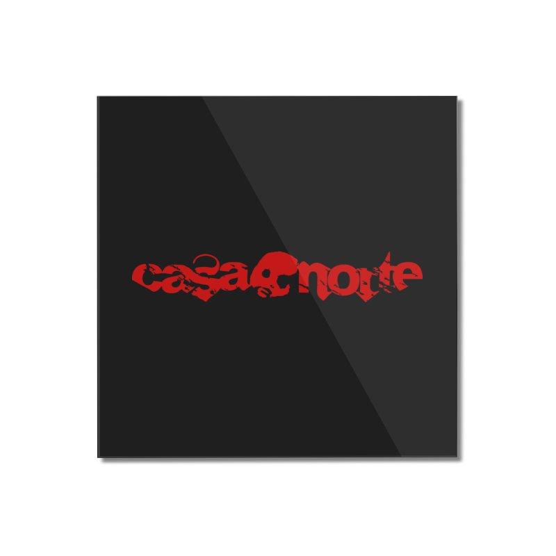 CasaNorte - CasaNorte1R Home Mounted Acrylic Print by Casa Norte's Artist Shop