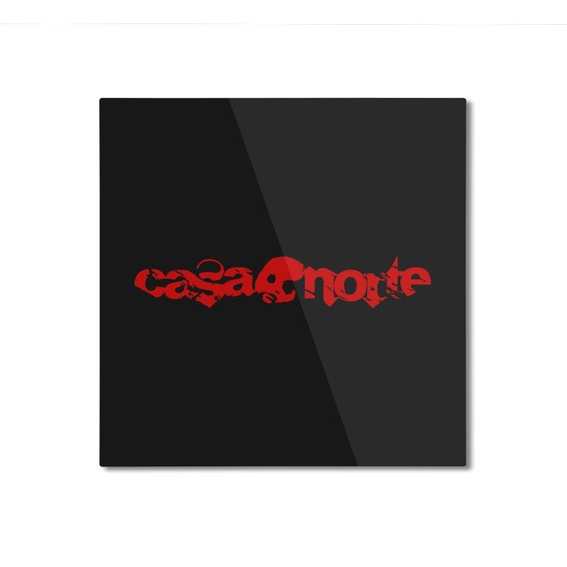 CasaNorte - CasaNorte1R Home Mounted Aluminum Print by Casa Norte's Artist Shop