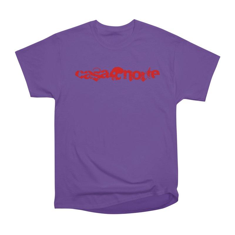 CasaNorte - CasaNorte1R Women's Heavyweight Unisex T-Shirt by Casa Norte's Artist Shop