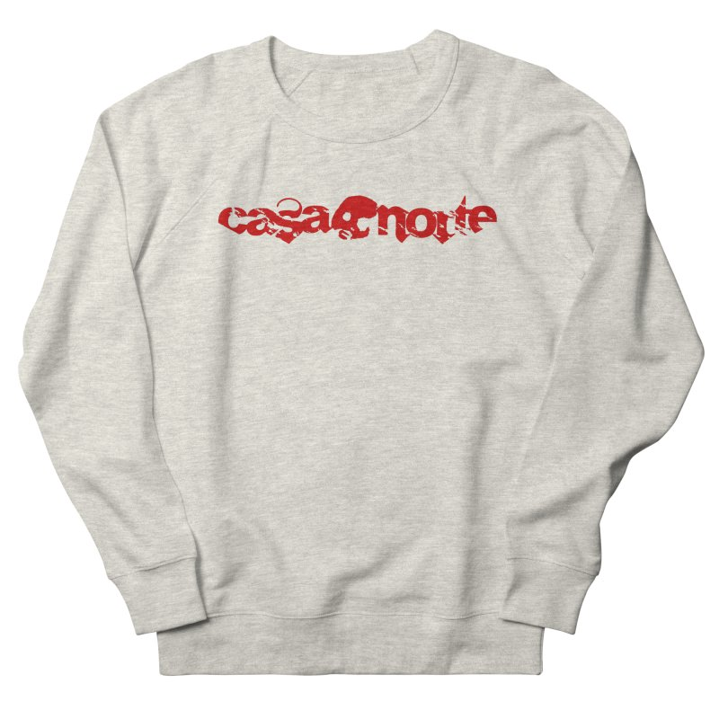 CasaNorte - CasaNorte1R Women's French Terry Sweatshirt by Casa Norte's Artist Shop