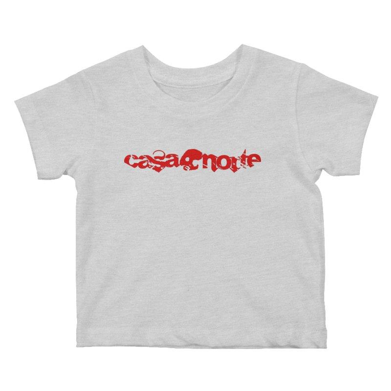 CasaNorte - CasaNorte1R Kids Baby T-Shirt by Casa Norte's Artist Shop