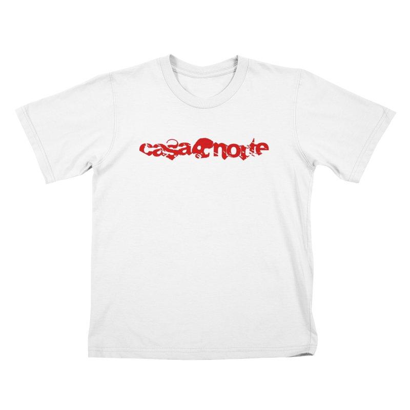 CasaNorte - CasaNorte1R Kids T-Shirt by Casa Norte's Artist Shop