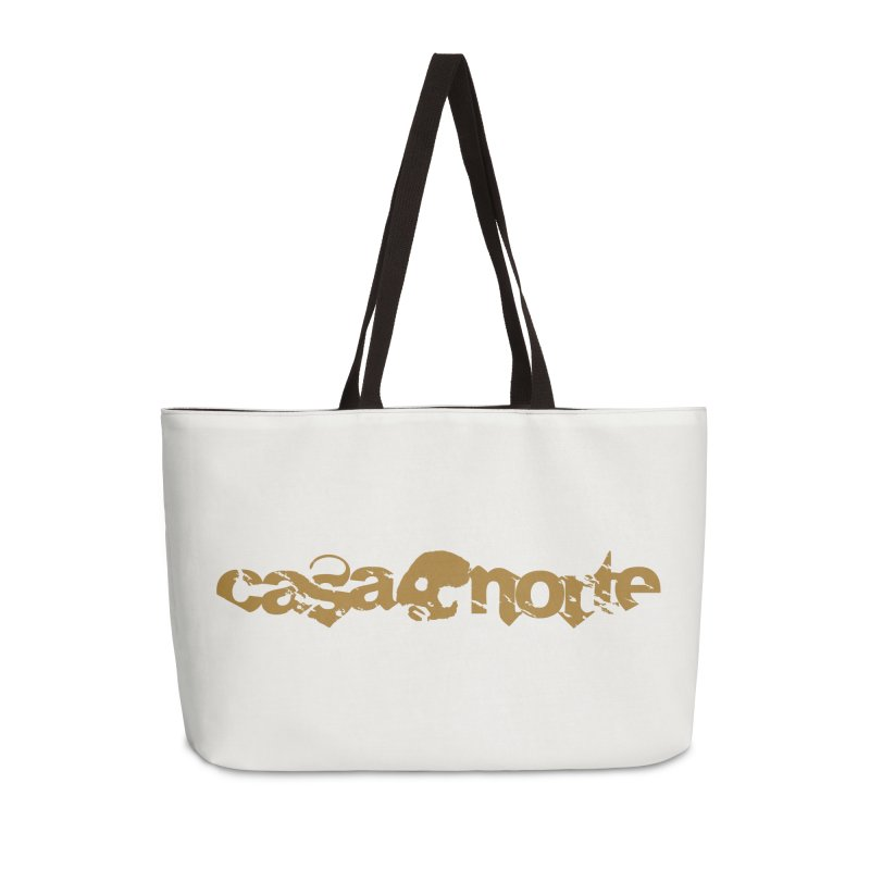 CasaNorte - CasaNorte1C Accessories Weekender Bag Bag by Casa Norte's Artist Shop