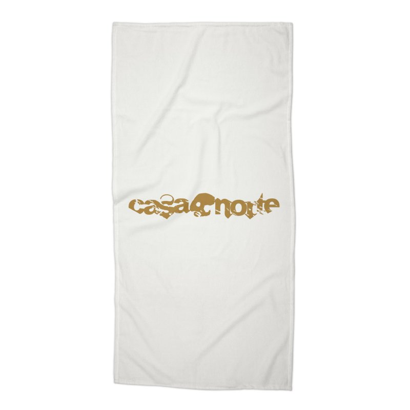 CasaNorte - CasaNorte1C Accessories Beach Towel by Casa Norte's Artist Shop