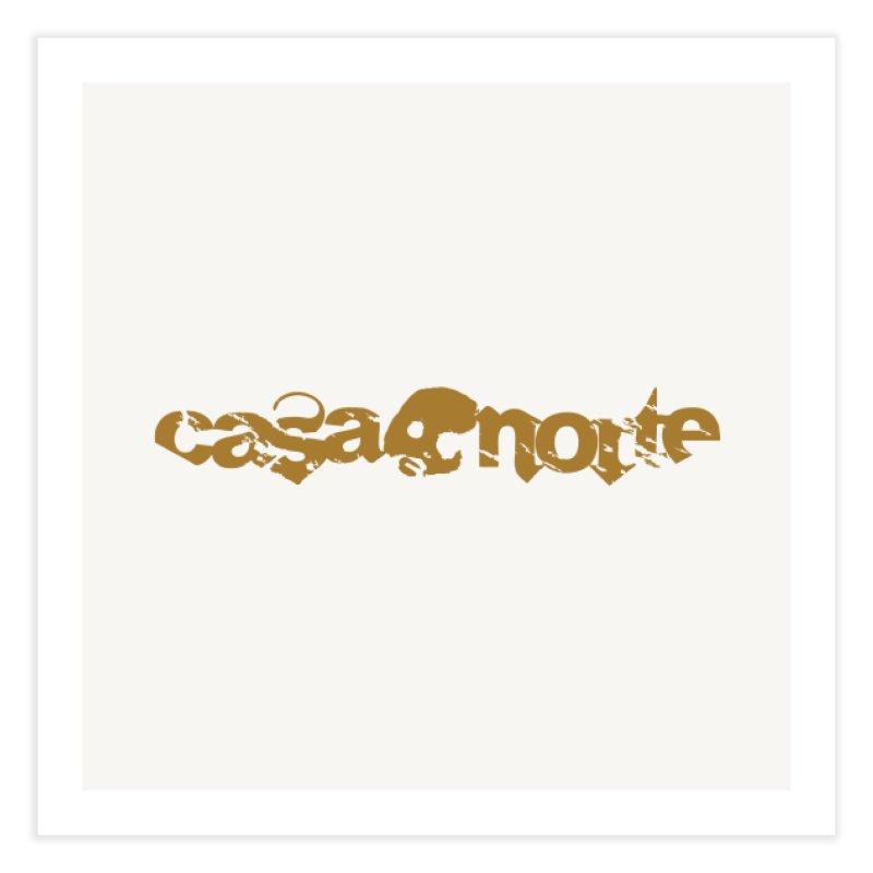 CasaNorte - CasaNorte1C Home Fine Art Print by Casa Norte's Artist Shop