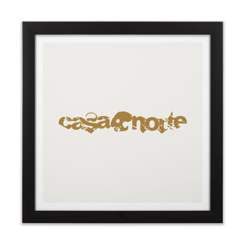CasaNorte - CasaNorte1C Home Framed Fine Art Print by Casa Norte's Artist Shop