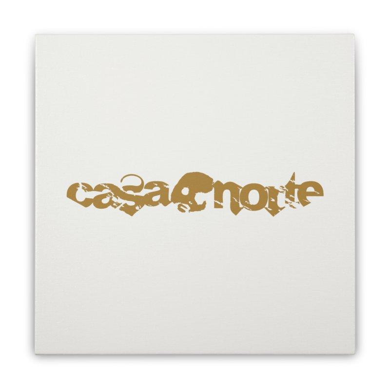 CasaNorte - CasaNorte1C Home Stretched Canvas by Casa Norte's Artist Shop