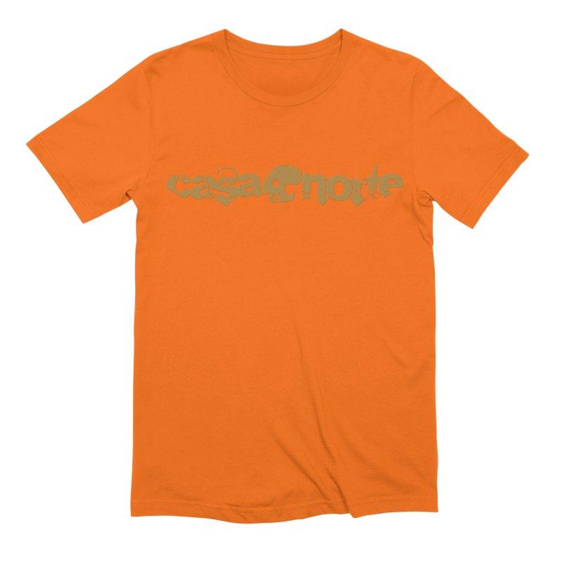 CasaNorte - CasaNorte1C Men's Extra Soft T-Shirt by Casa Norte's Artist Shop