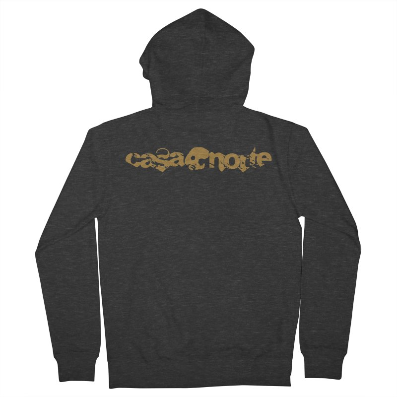 CasaNorte - CasaNorte1C Men's French Terry Zip-Up Hoody by Casa Norte's Artist Shop