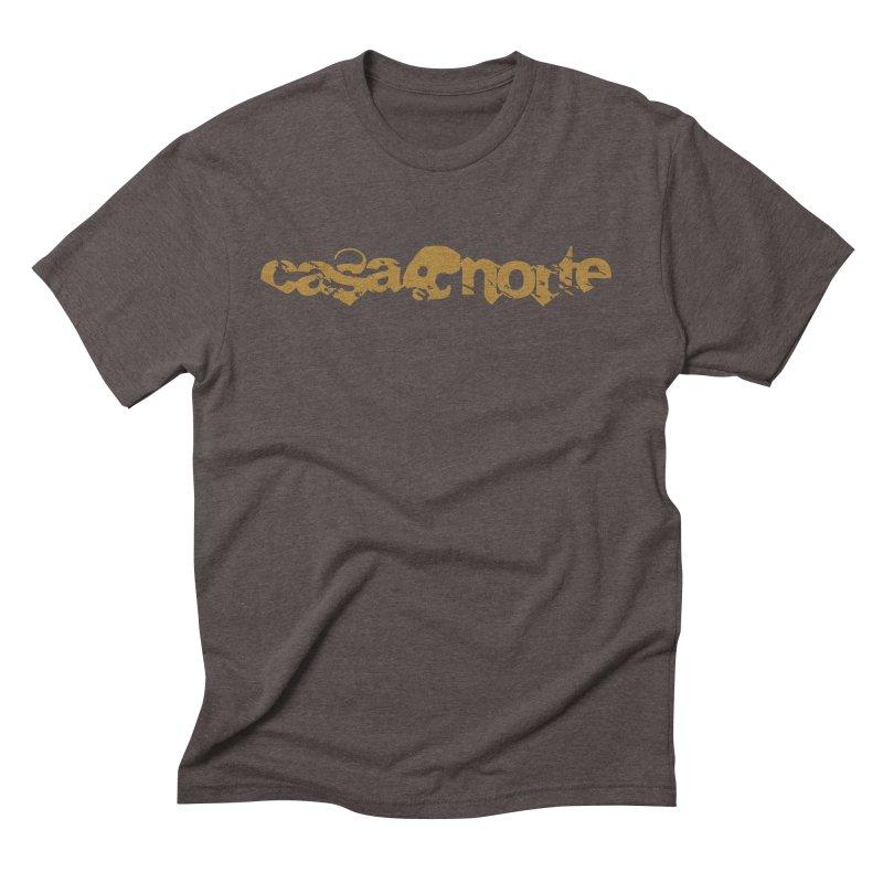 CasaNorte - CasaNorte1C Men's Triblend T-Shirt by Casa Norte's Artist Shop