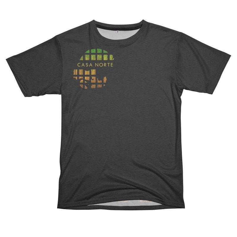 CasaNorte- Oil Men's French Terry T-Shirt Cut & Sew by Casa Norte's Artist Shop