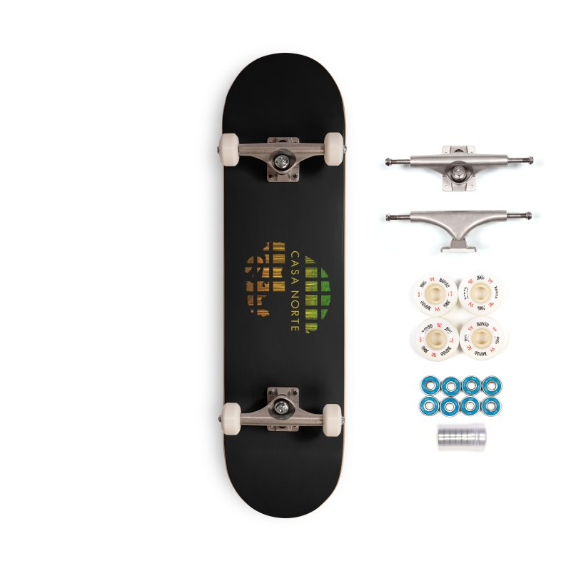 CasaNorte- Oil Accessories Complete - Premium Skateboard by Casa Norte's Artist Shop