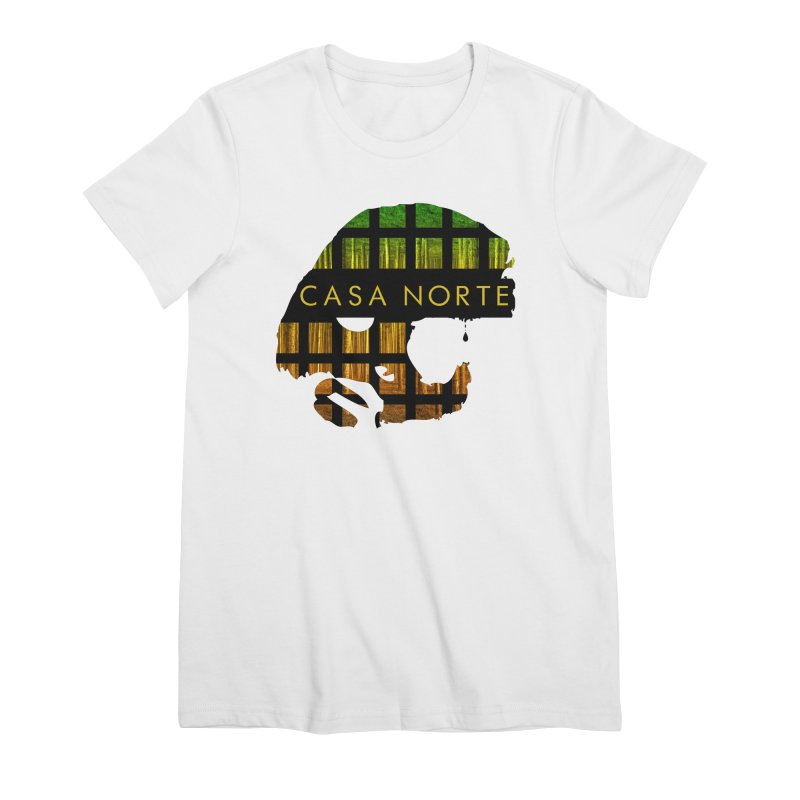 CasaNorte- Oil Women's Premium T-Shirt by Casa Norte's Artist Shop