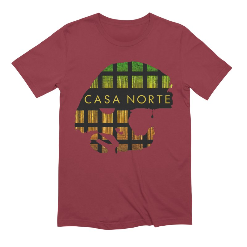 CasaNorte- Oil Men's Extra Soft T-Shirt by Casa Norte's Artist Shop