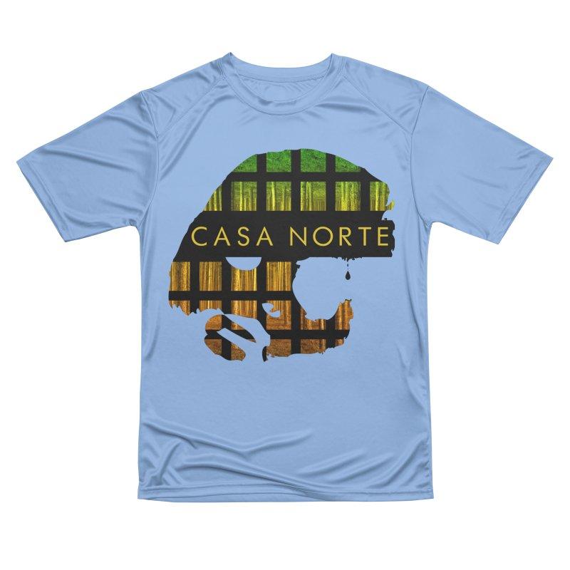 CasaNorte- Oil Men's Performance T-Shirt by Casa Norte's Artist Shop
