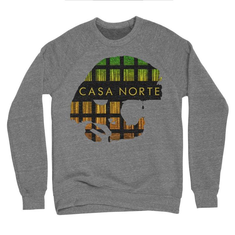 CasaNorte- Oil Men's Sponge Fleece Sweatshirt by Casa Norte's Artist Shop