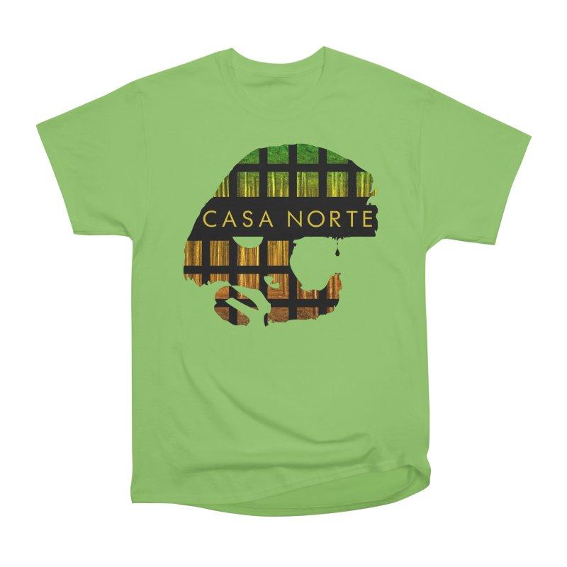 CasaNorte- Oil Men's Heavyweight T-Shirt by Casa Norte's Artist Shop