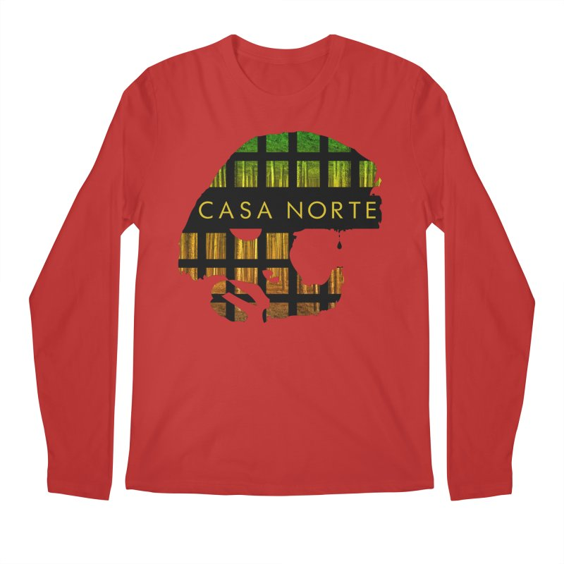 CasaNorte- Oil Men's Regular Longsleeve T-Shirt by Casa Norte's Artist Shop