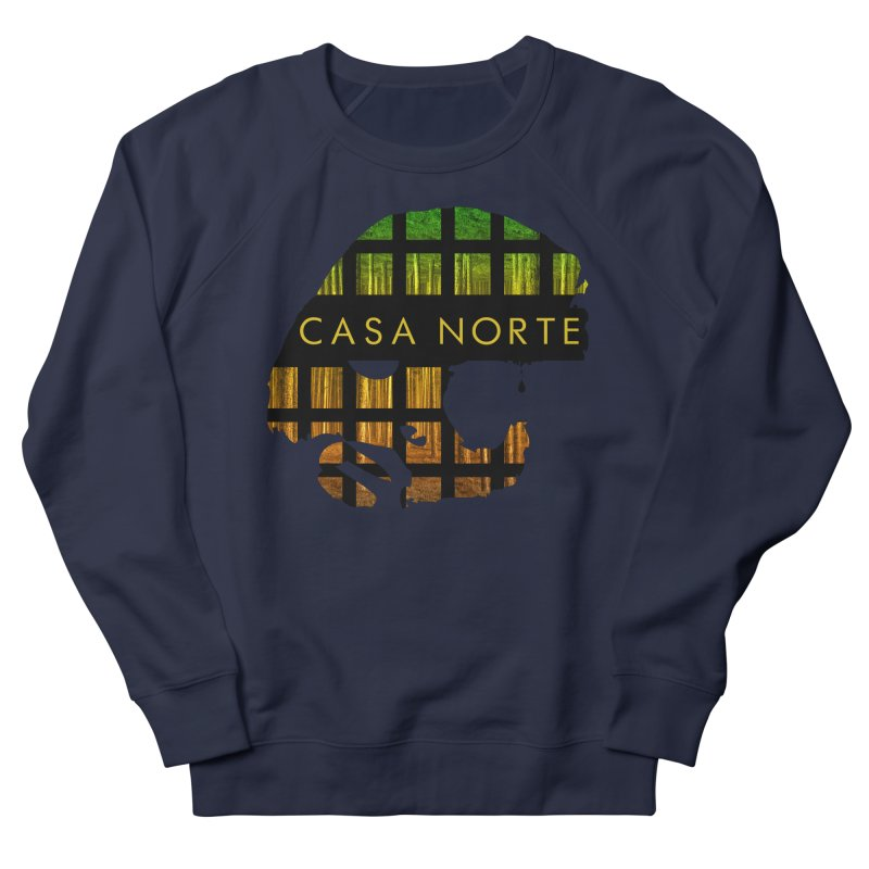 CasaNorte- Oil Women's French Terry Sweatshirt by Casa Norte's Artist Shop