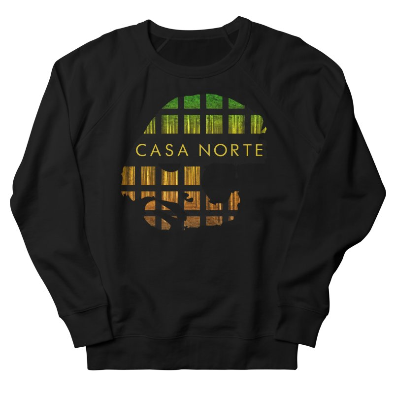 CasaNorte- Oil Men's French Terry Sweatshirt by Casa Norte's Artist Shop