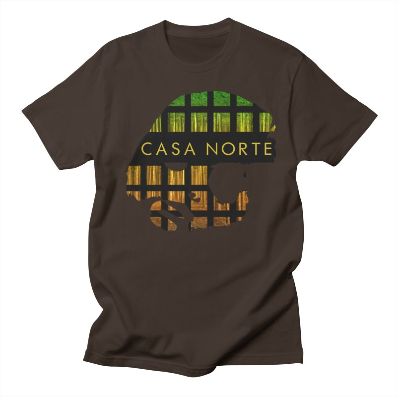 CasaNorte- Oil Men's Regular T-Shirt by Casa Norte's Artist Shop