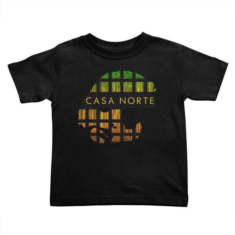 CasaNorte- Oil Kids Toddler T-Shirt by Casa Norte's Artist Shop