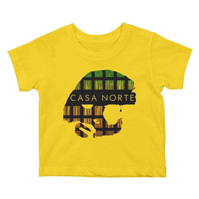 CasaNorte- Oil Kids Baby T-Shirt by Casa Norte's Artist Shop
