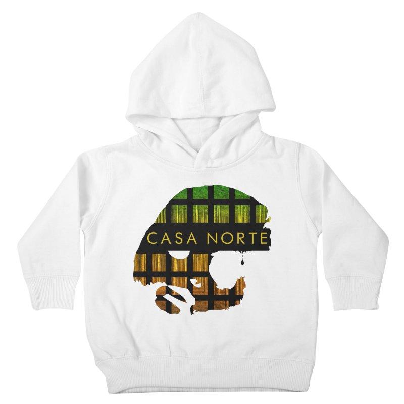 CasaNorte- Oil Kids Toddler Pullover Hoody by Casa Norte's Artist Shop