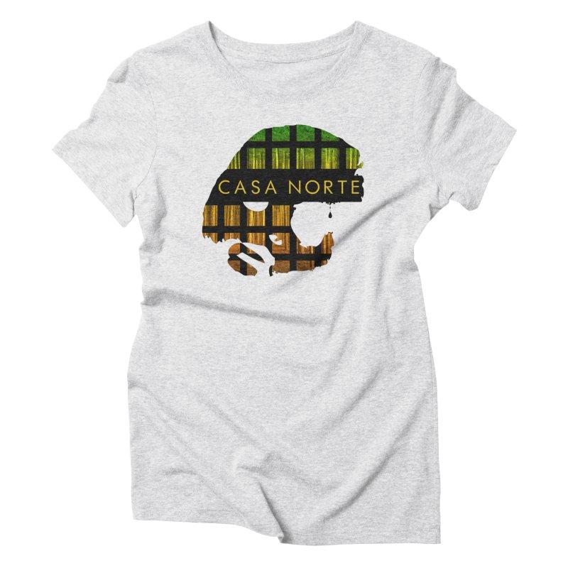 CasaNorte- Oil Women's Triblend T-Shirt by Casa Norte's Artist Shop