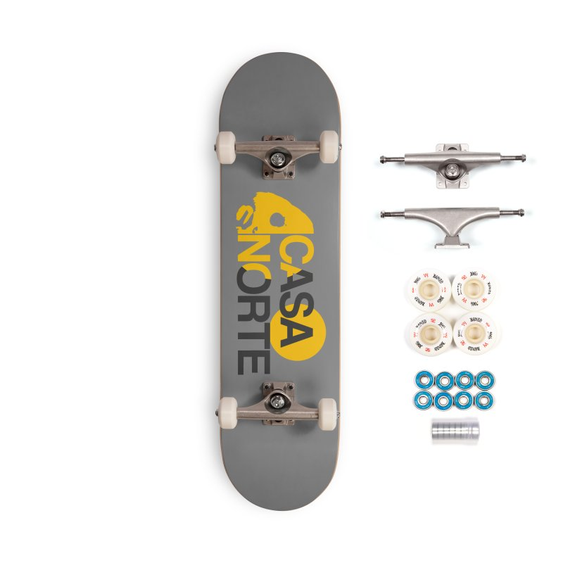 CasaNorte - HlfS Accessories Complete - Premium Skateboard by Casa Norte's Artist Shop