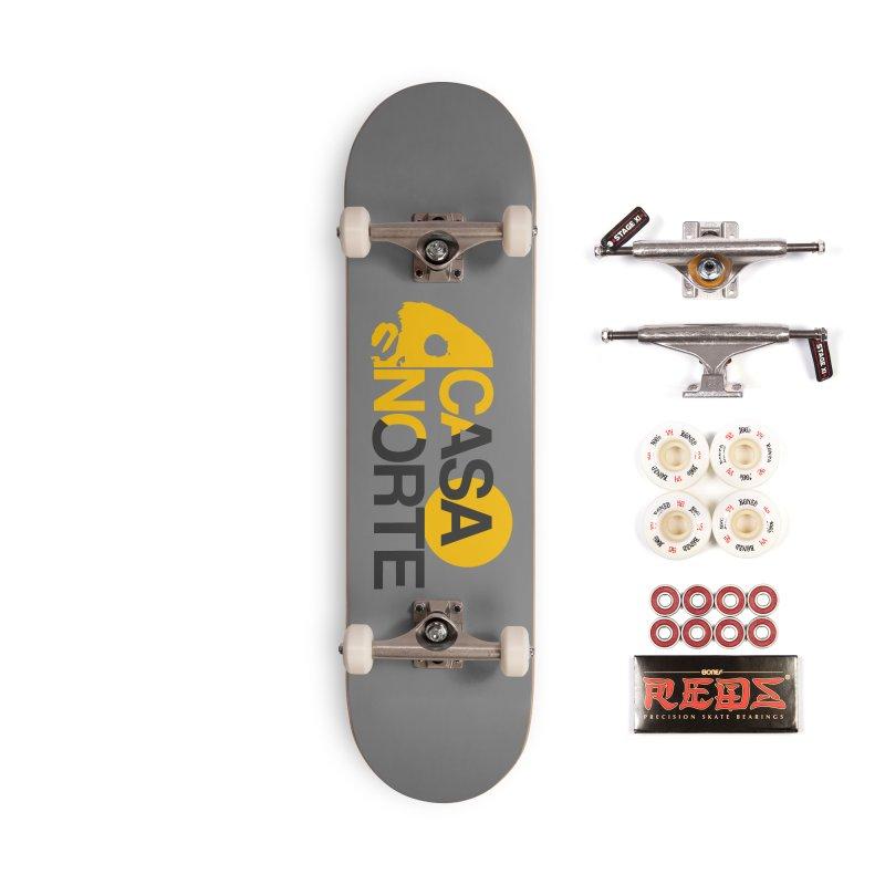 CasaNorte - HlfS Accessories Complete - Pro Skateboard by Casa Norte's Artist Shop