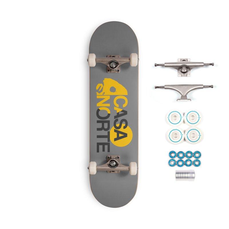 CasaNorte - HlfS Accessories Complete - Basic Skateboard by Casa Norte's Artist Shop