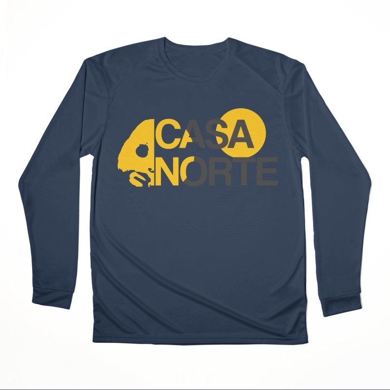CasaNorte - HlfS Men's Performance Longsleeve T-Shirt by Casa Norte's Artist Shop