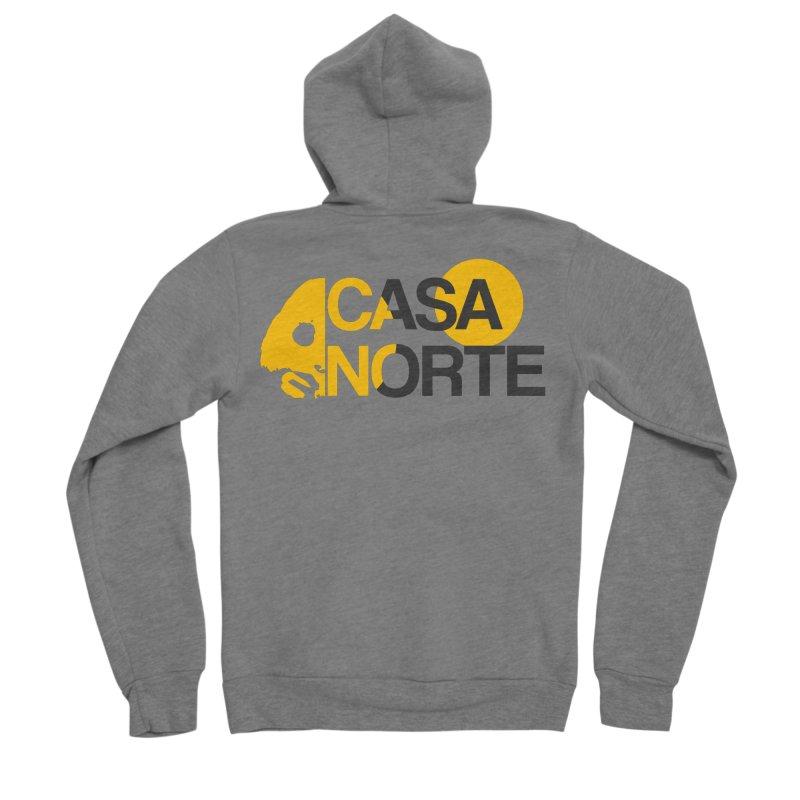 CasaNorte - HlfS Men's Sponge Fleece Zip-Up Hoody by Casa Norte's Artist Shop