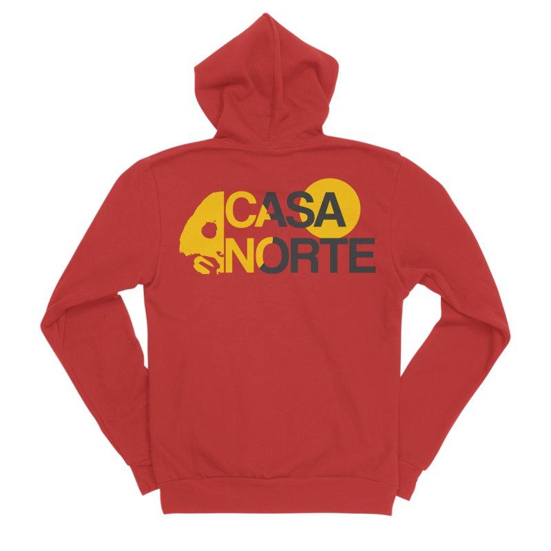 CasaNorte - HlfS Men's Zip-Up Hoody by Casa Norte's Artist Shop