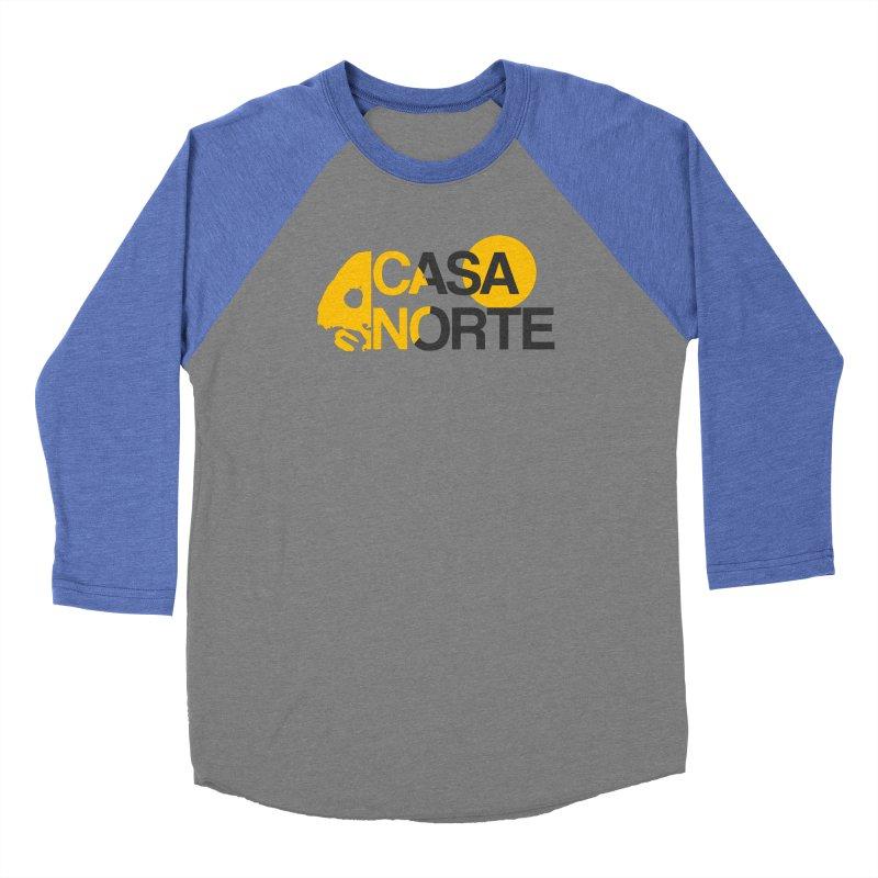 CasaNorte - HlfS Men's Baseball Triblend Longsleeve T-Shirt by Casa Norte's Artist Shop