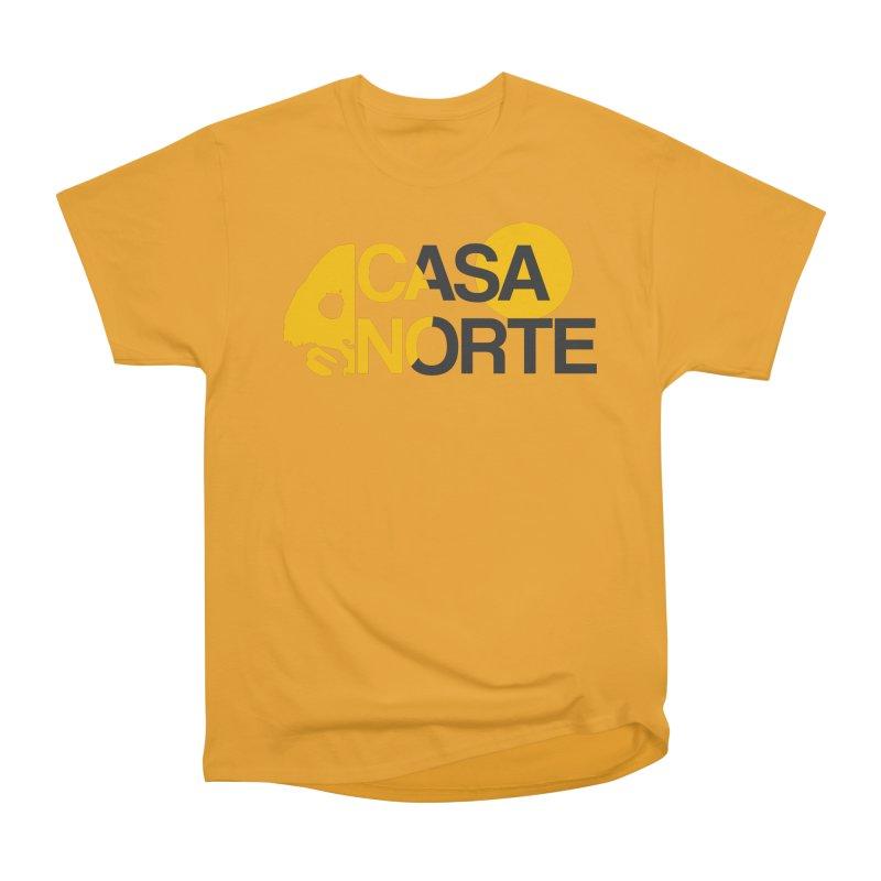 CasaNorte - HlfS Men's Heavyweight T-Shirt by Casa Norte's Artist Shop