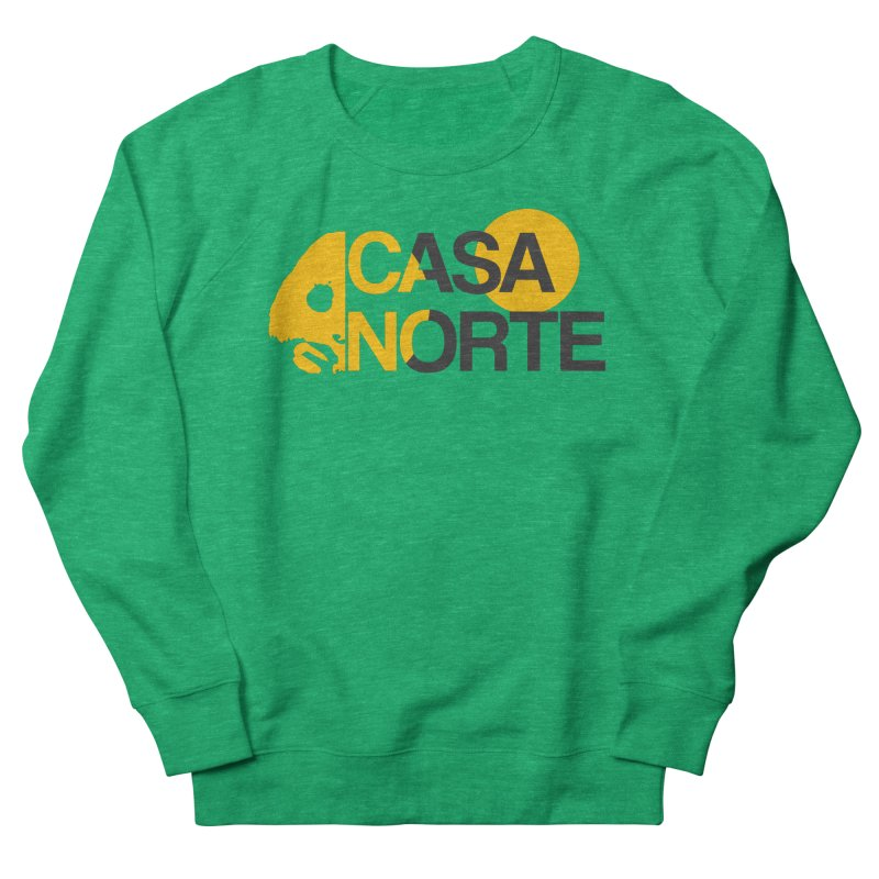 CasaNorte - HlfS Women's French Terry Sweatshirt by Casa Norte's Artist Shop