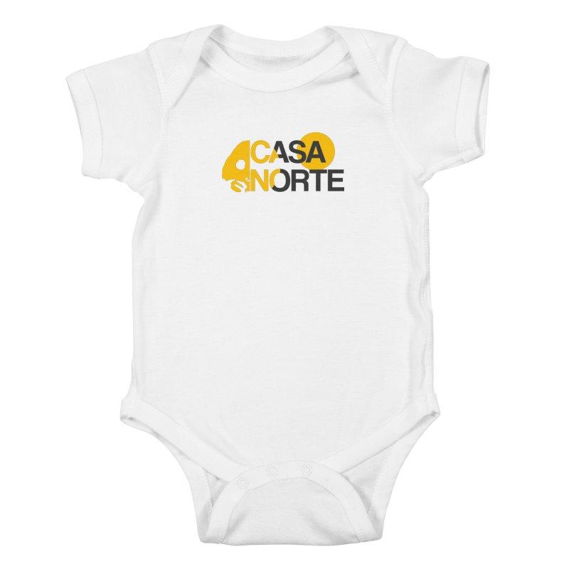 CasaNorte - HlfS Kids Baby Bodysuit by Casa Norte's Artist Shop