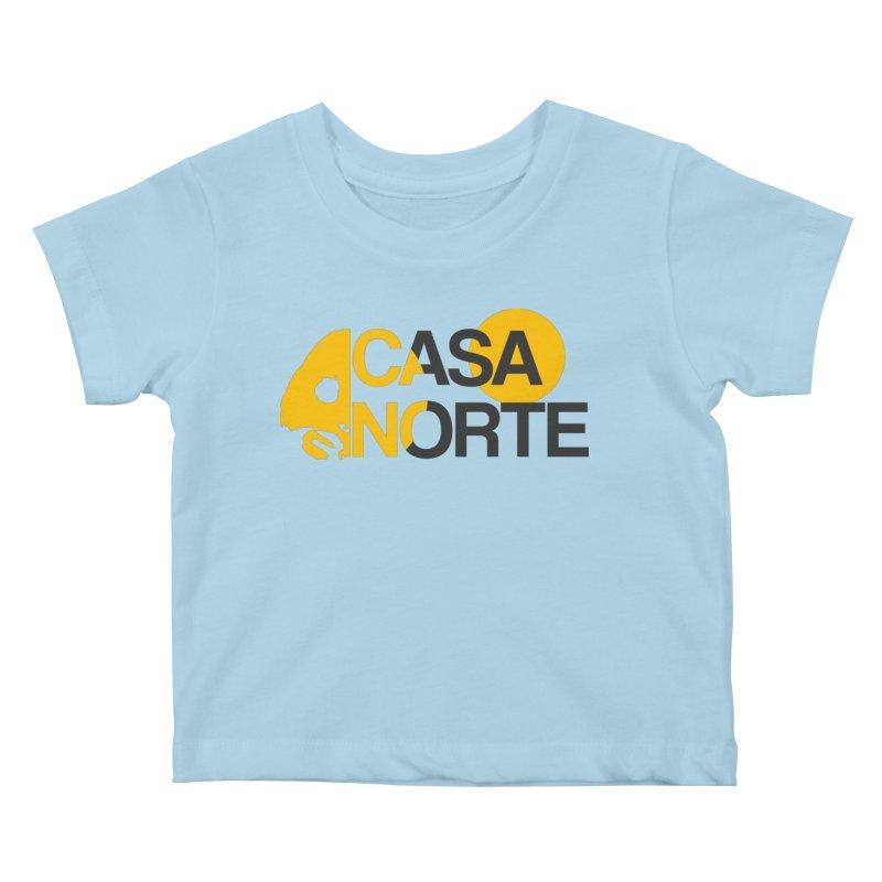 CasaNorte - HlfS Kids Baby T-Shirt by Casa Norte's Artist Shop