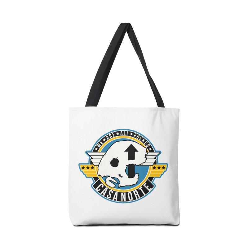 CasaNorte - Fly Accessories Tote Bag Bag by Casa Norte's Artist Shop
