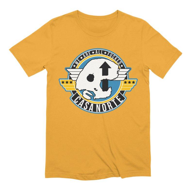 CasaNorte - Fly Men's Extra Soft T-Shirt by Casa Norte's Artist Shop