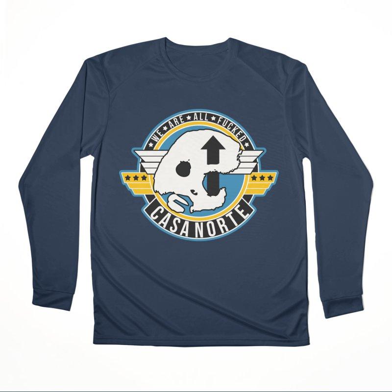 CasaNorte - Fly Men's Performance Longsleeve T-Shirt by Casa Norte's Artist Shop
